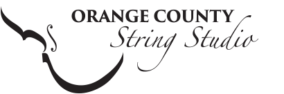 Orange County String Studio: (949) 682-5143